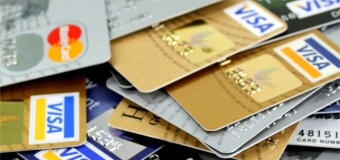 Americans use credit cards in preference to home loans.